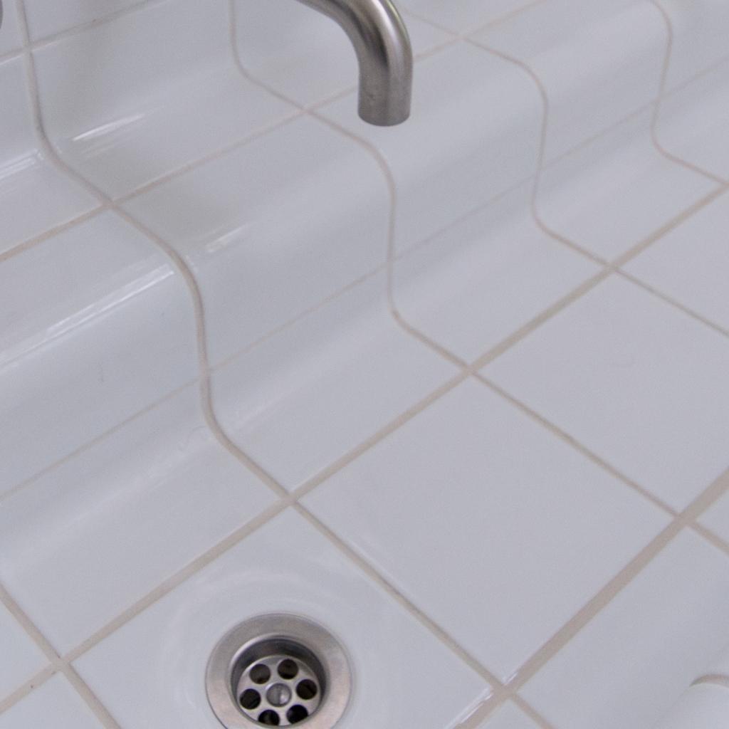 binnenbocht tegel badkamer