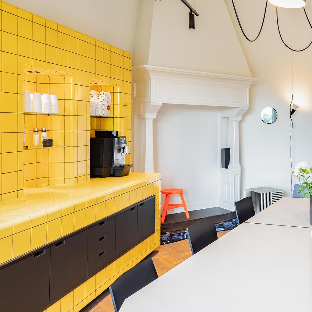 Design keuken tegels, pantry