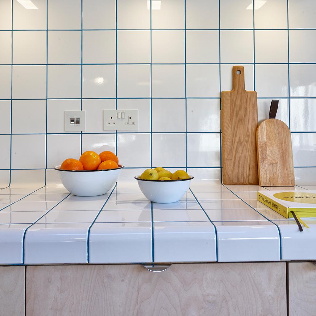 3d keuken ontwerpen, aanrecht