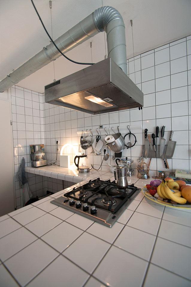 keuken moderne tegels, keukeneiland