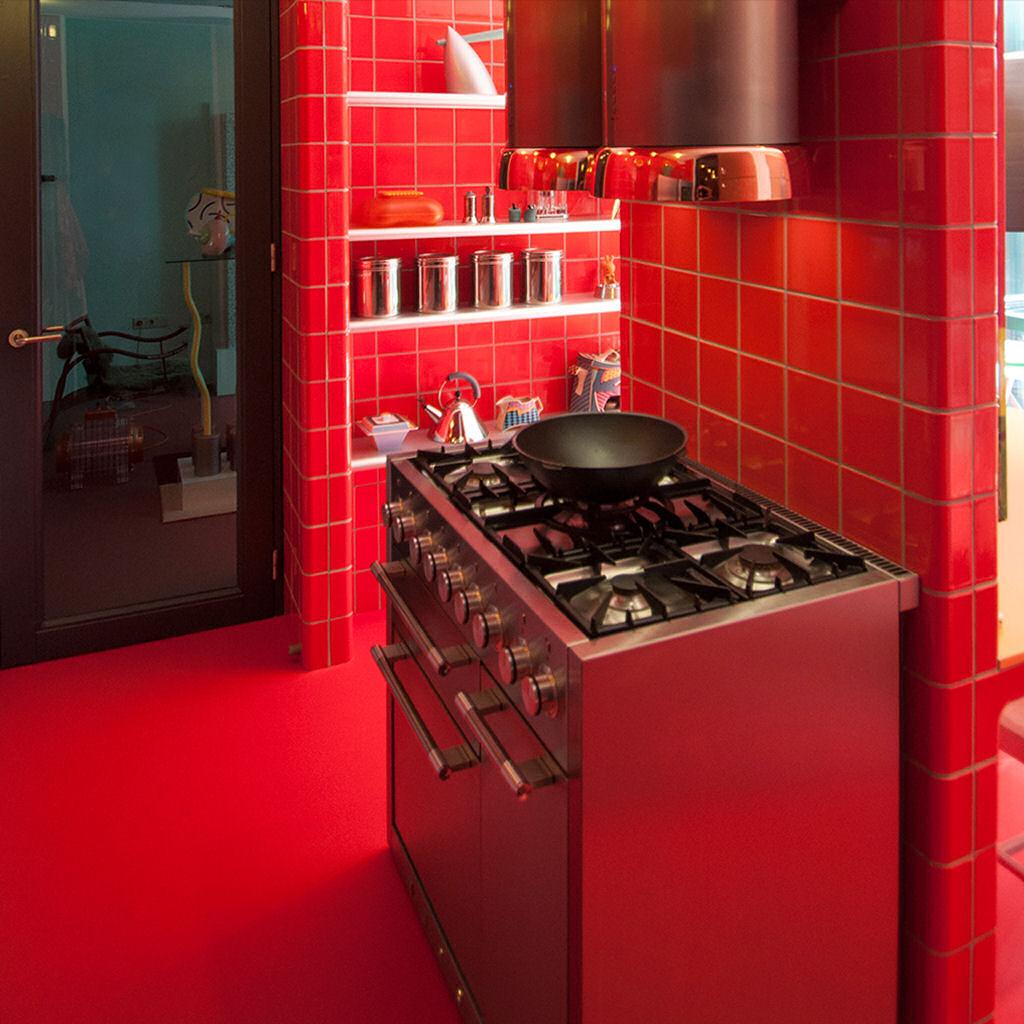Wandtegel keuken