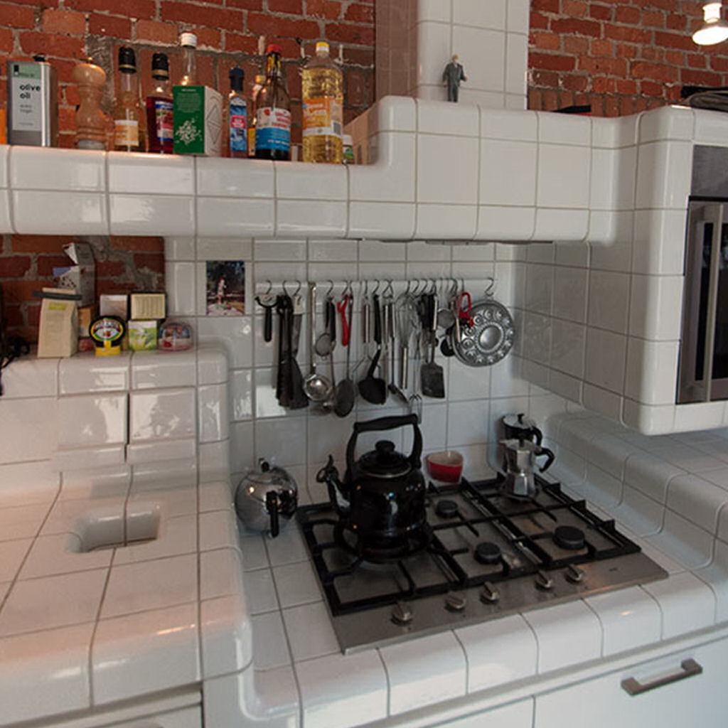 Design keuken tegels, bar