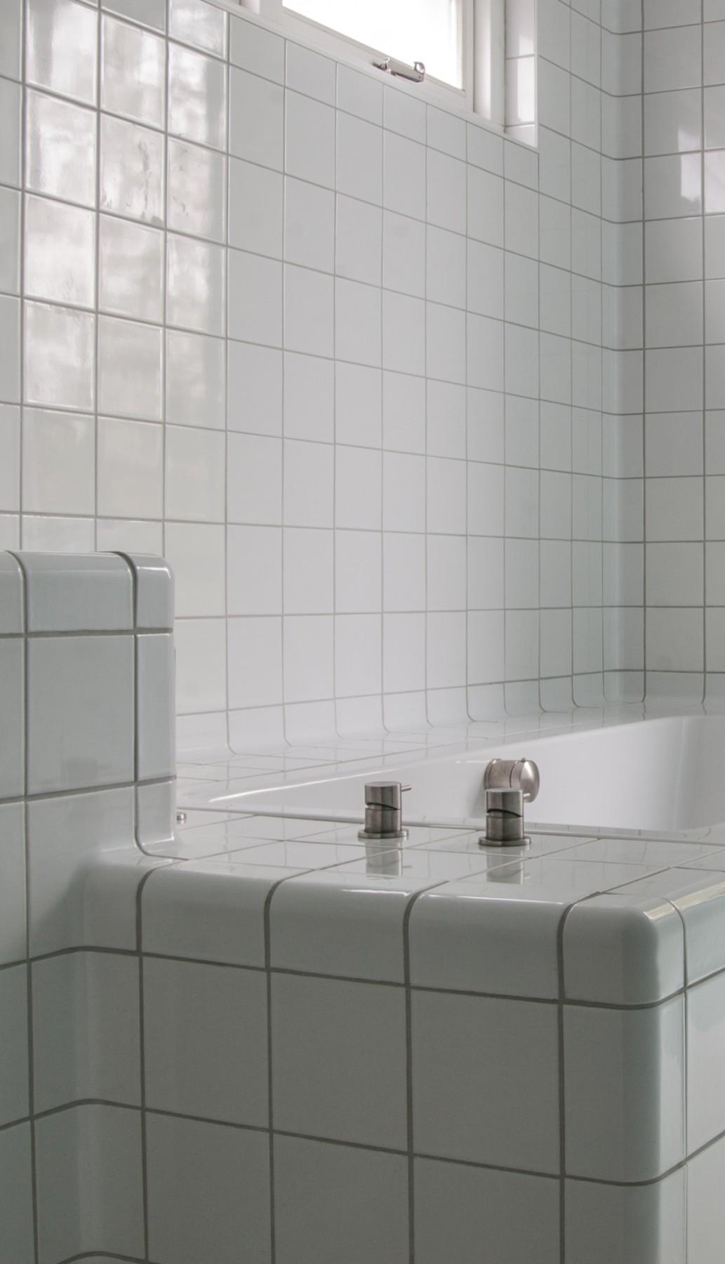 3d afgeronde tegels bad in 20 kleuren met afgeronde hoeken voor gebruik op aanrecht, toonbak, tafel of bar.