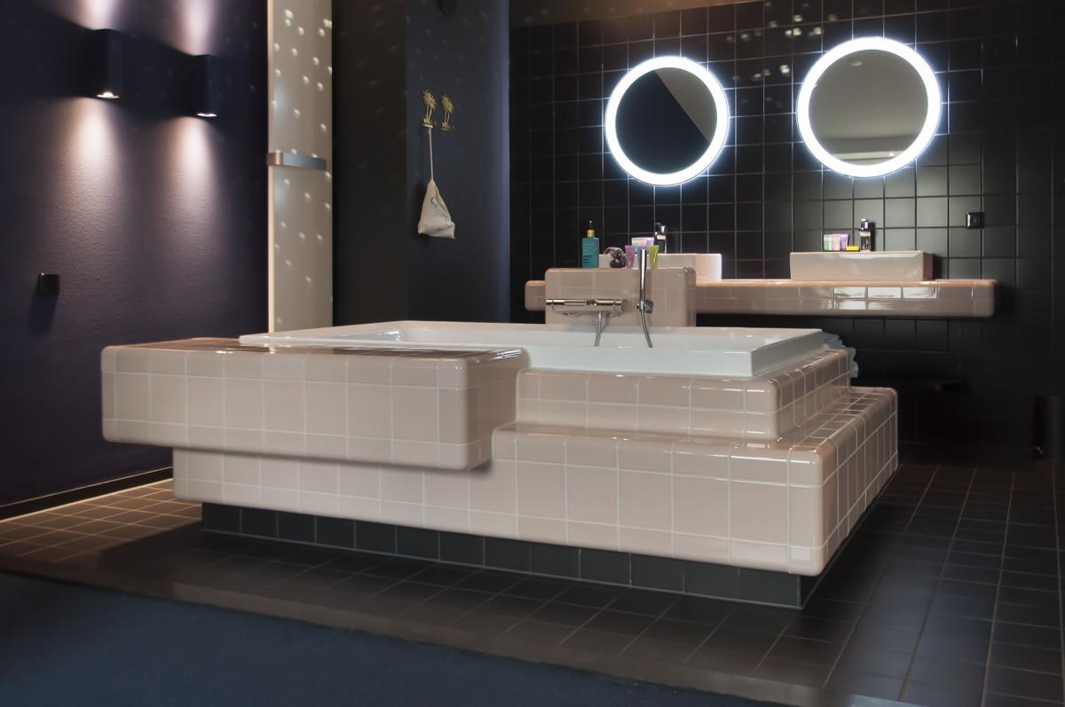 Design badkamer tegels