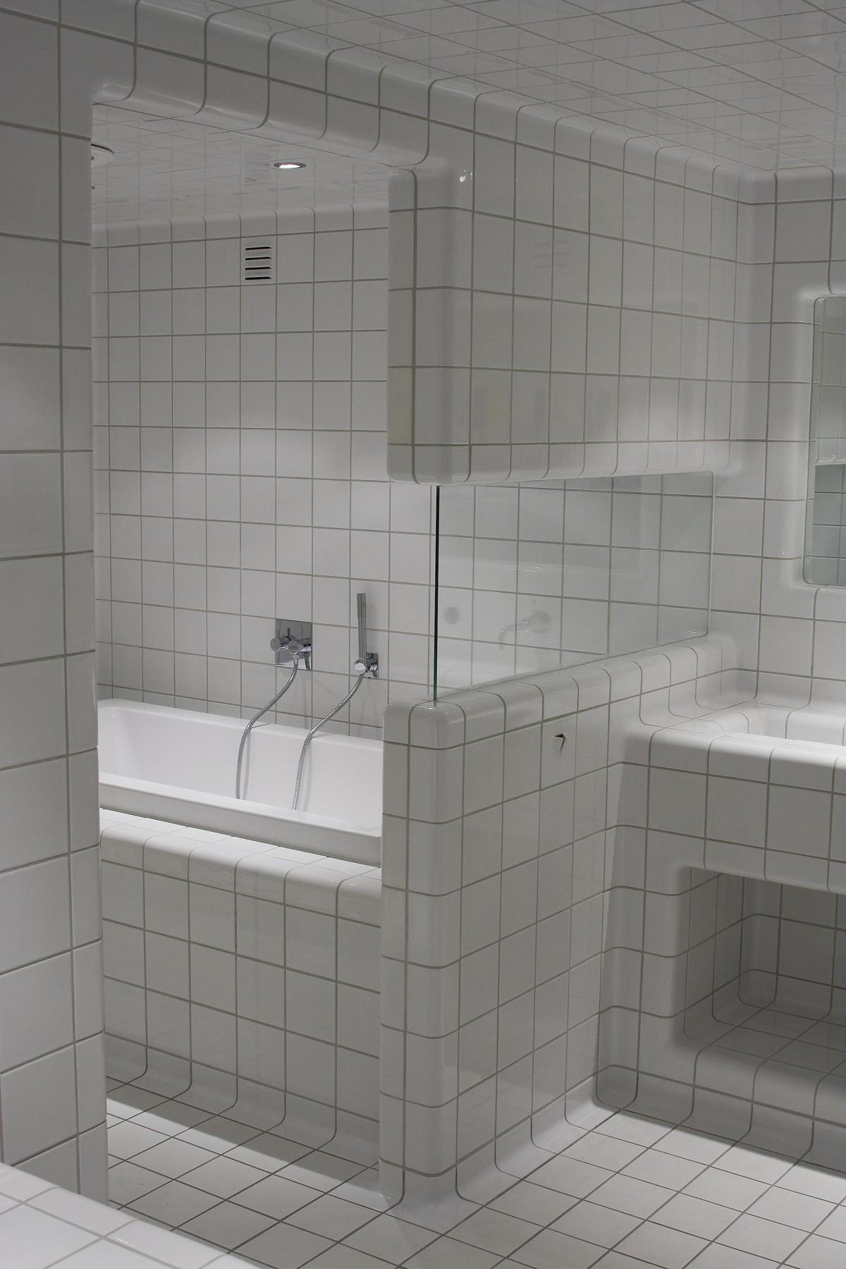 Wandtegel badkamer