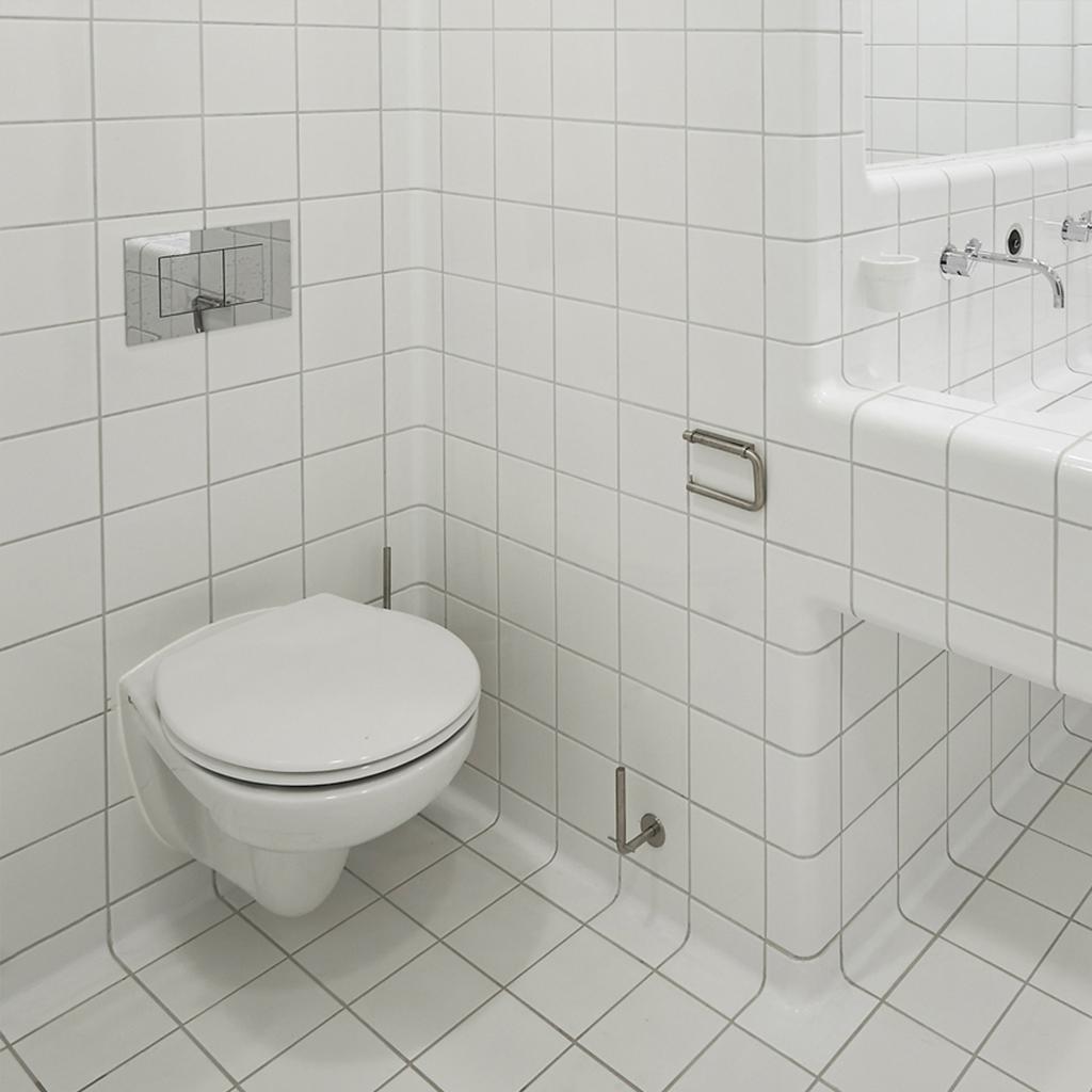 Design badkamer tegels, lensvelt