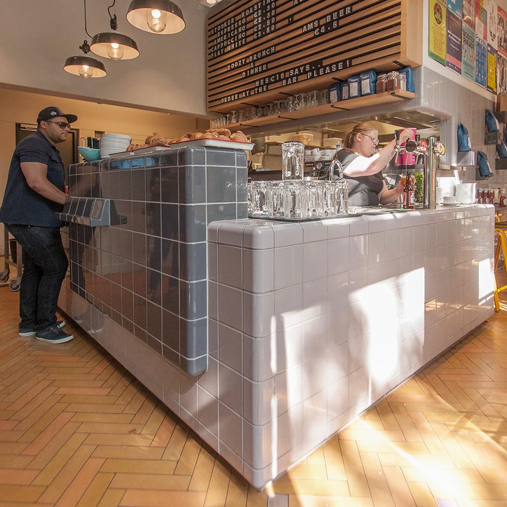 3d Bar horeca ontwerpen