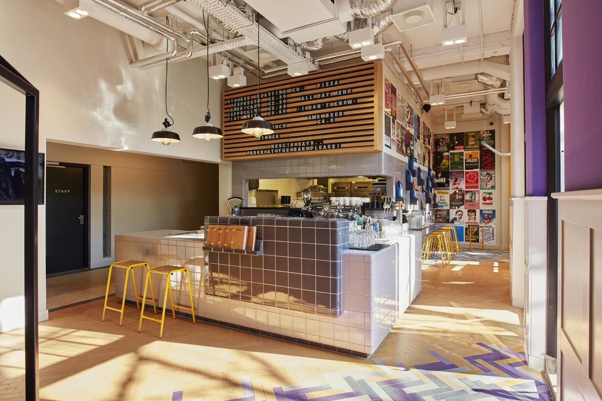 3d Bar horeca ontwerpen Amsterdam