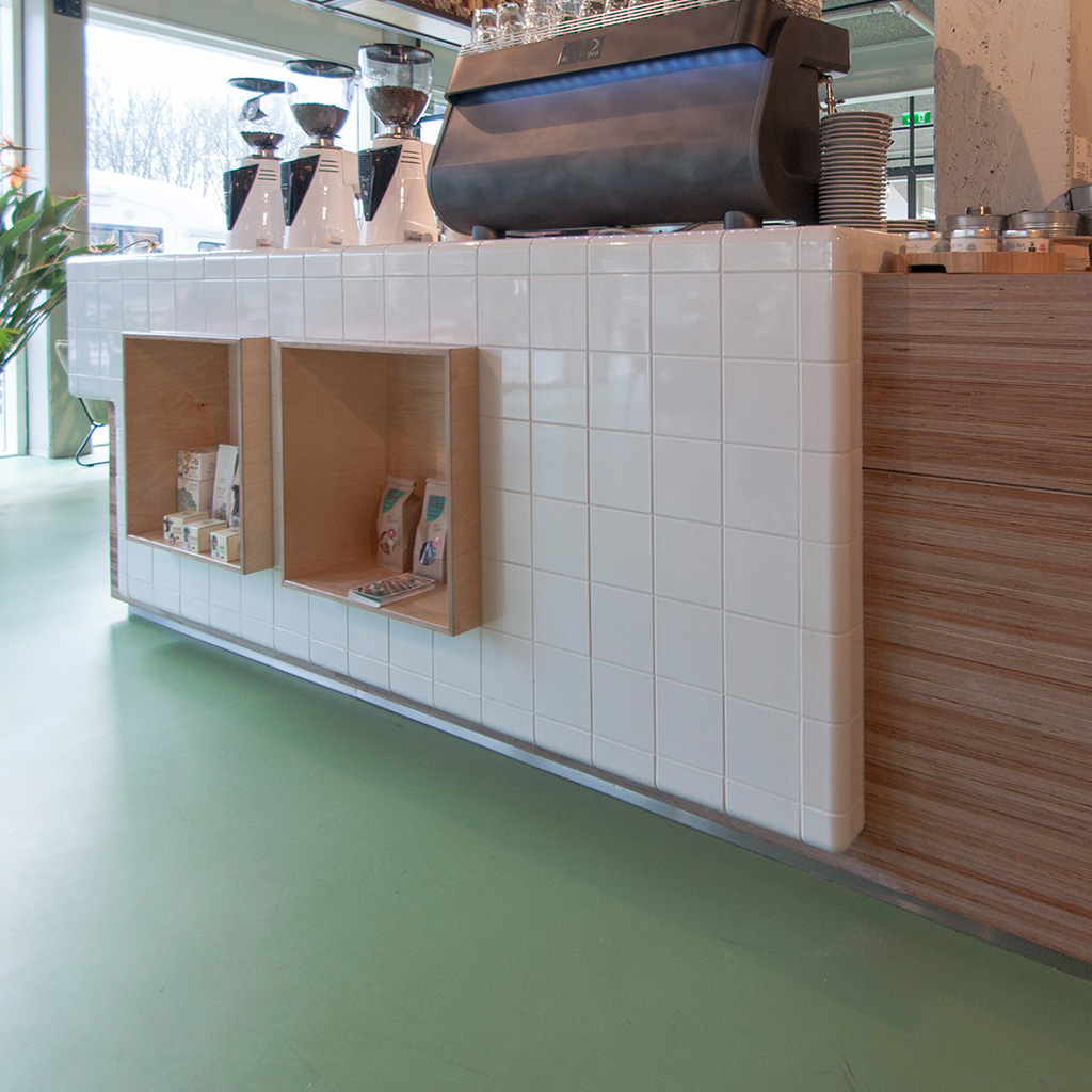 Design bar horeca tegels