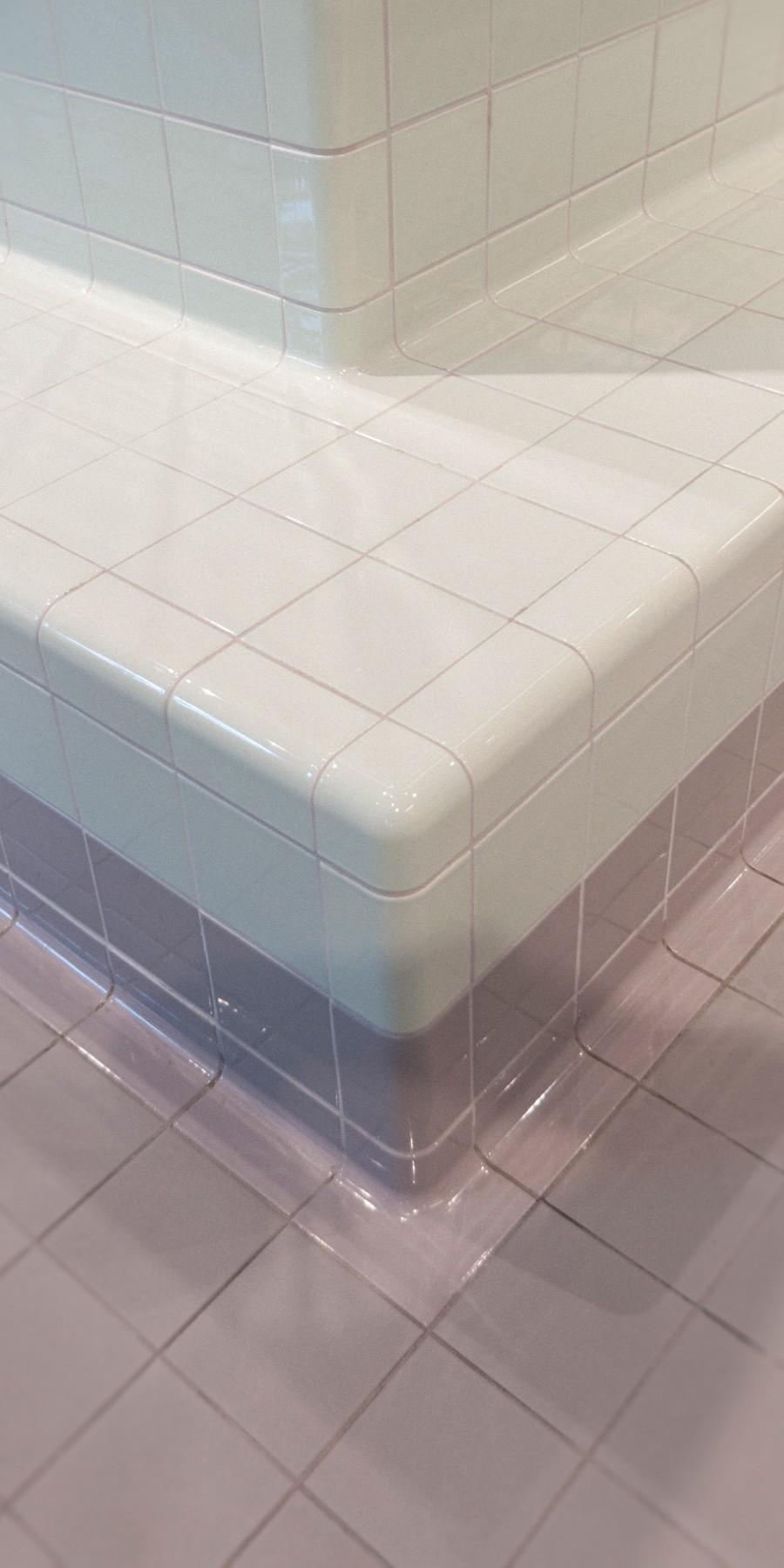 Moderne tegels in 20 kleuren